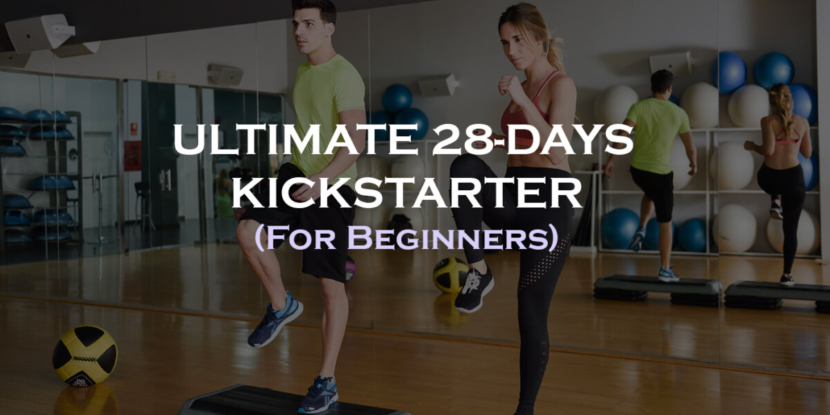 Ultimate 28-Days Kickstarter (For Beginners)