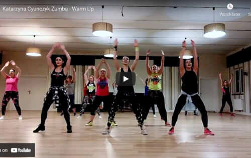 Zumba Warm-up (Group Fitness)