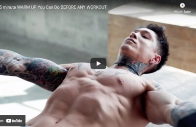 Warm-up for Men (Before Gym Workout)