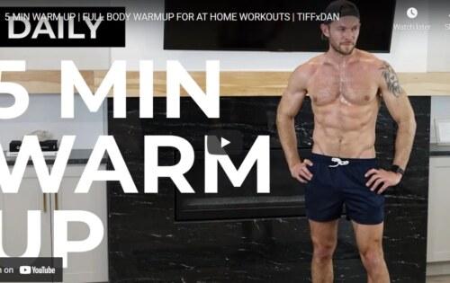 Warm-up for Men (Intermediate)